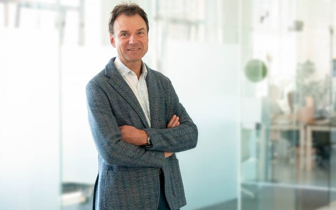 Meet our new CEO: Gerald Lanzerits